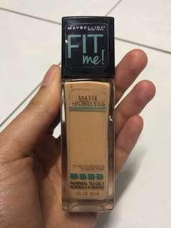 Maybelline Fit Me Foundation - 310 Sun Beige