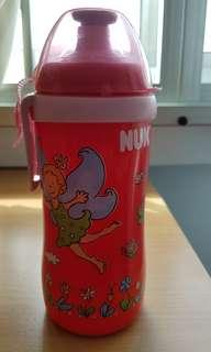 Nuk water bottle