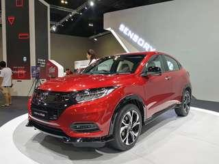 Honda HR-V 1.8 RS
