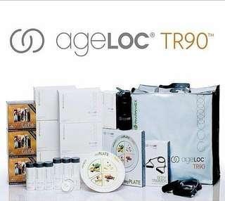 Original Ageloc TR90 Trial