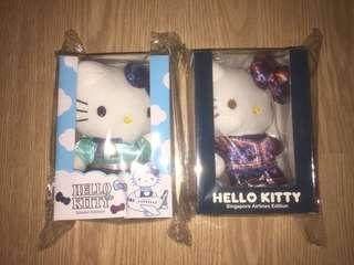 🚚 Hello Kitty Singapore Airlines and Silkair