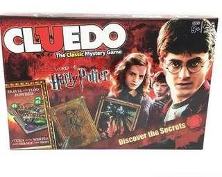 Cluedo Harry Potter Series