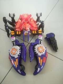 Beast Wars Rampage (for part)