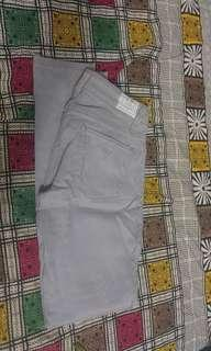Guess grey power skinny jeans (24) with subtle print