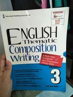 ENGLISH COMPO WRITING