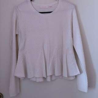 Sass & Bide long sleeve top