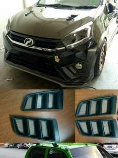 air vent front hood bonnet