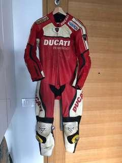 Dainese Ducati Racing Leathers L