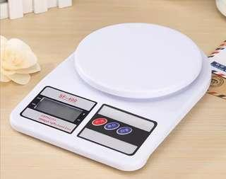 🚚 Kitchen Weighing Scale