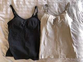 Bravado Nursing Cami (Black or Grey)