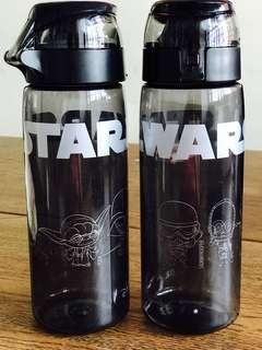 Star War Water Bottles
