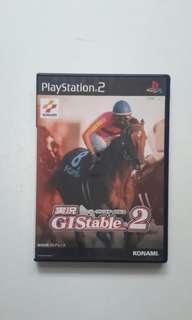PS2 Game ( 賽馬 )