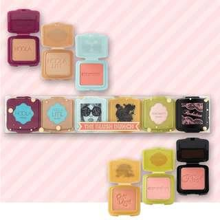 Benefit Cosmetics - The Blush Bunch