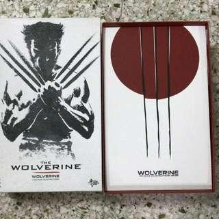Hot toys wolverine art box
