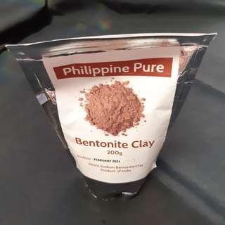 PHILIPPINE PURE Bentonite Clay Mask