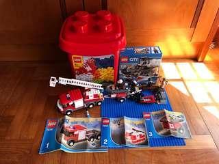 Lego Sets - 3 sets