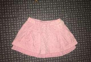 Barbie & Juniors Pink Skirts 18-24mos