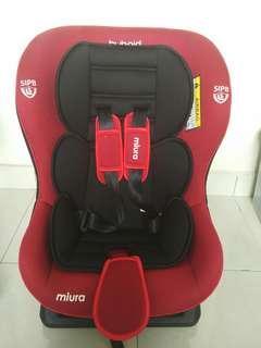 Hybrid Miura Baby Convertible Car Seat