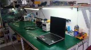 修理電腦 重裝windows  清機 安裝router  notebook desktop電腦大小問題都可以整