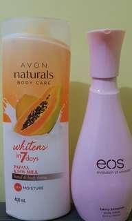 Take all!! Evolution of smooth and avon naturals