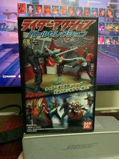 Kamen Rider Battle Action Diorama Real Product Stage