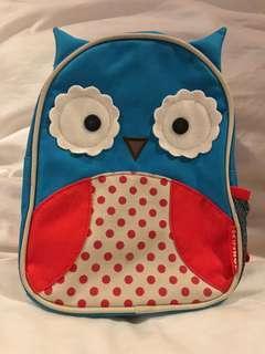 Authentic Skiphop zoo mini bag (owl)
