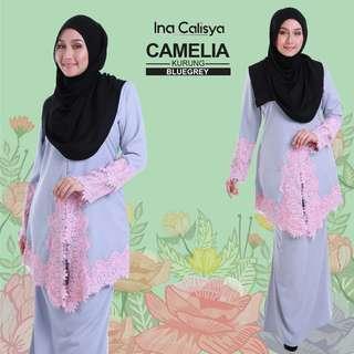 Camelia Kurung Kebaya