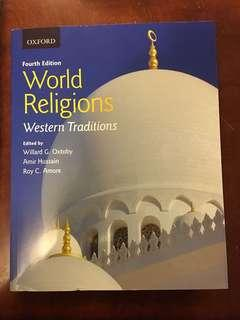 World religions textbook