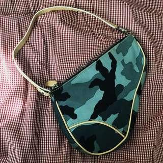 Authentic Vintage Dior Camo Bag