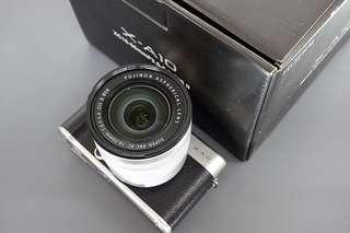 Fujifilm XA10 | 16mp vlogging mirrorless