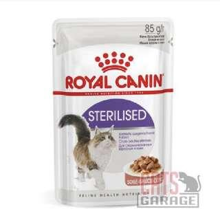 Royal Canin® Pouch - Sterilised in Gravy 85g