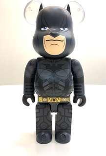 Batman Dark Knight 400% Bearbrick Medicom Toy
