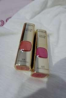 COLOR RICHE lipstick L'oreal Paris