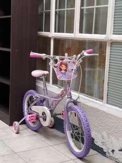 Bnew sofia the first bike