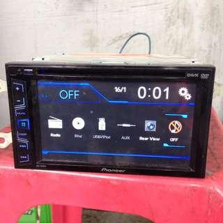 Pioneer AVH-185DVD Player (RS868)