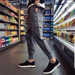 🚚 *up to 44 inch cargo joggerpants