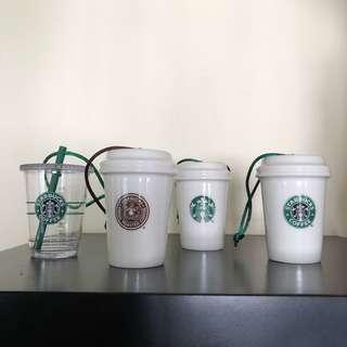 Starbucks4 個出售(冇包裝)