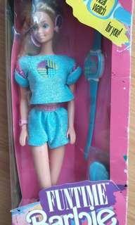 1986 Funtime Barbie