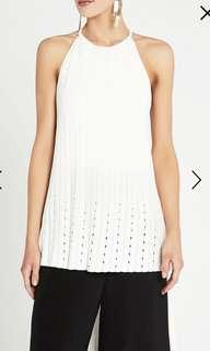 Sass and bide XS White - That time knit