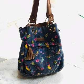 Lee Cooper Fabric Bag