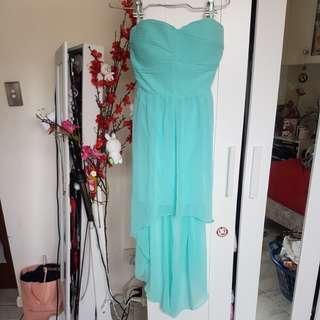 Dotti Turquoise dress sz12