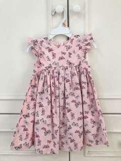 Dress mothercare pink