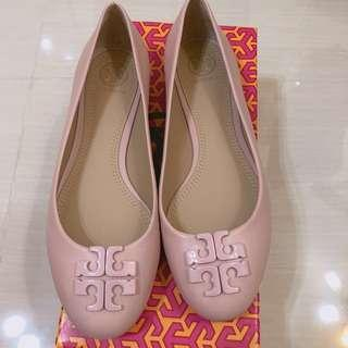 Tory Burch Flats / Pink pumps 粉紅色平底鞋 pink flats