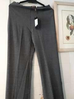 Mival size L gray color