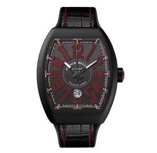 Franck Muller Vanguard Black/Red PVD