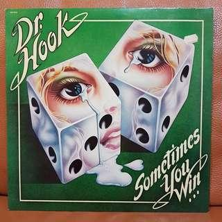 Reserved: Dr. Hook - Sometimes You Win... vinyl records