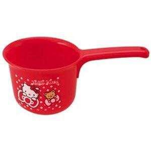 🚚 正版授權 日本 三麗鷗 HELLO KITTY 凱蒂貓 水勺 水瓢 水杓 沐浴勺