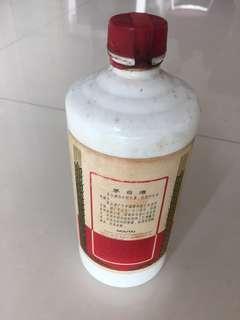 1968年茅台酒