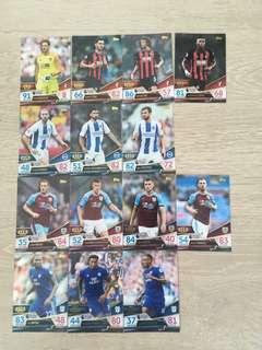 ALL TEAMS CLEARANCE MATCH ATTAX ULTIMATE 18/19