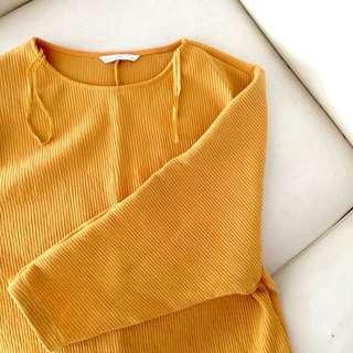 Padini Yellow Top